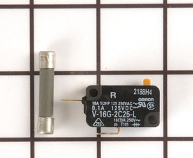 Dacor Microwave Monitor/Fuse Switch