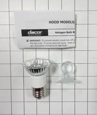 Dacor Range Vent Hood Halogen Bulb Replacement Kit