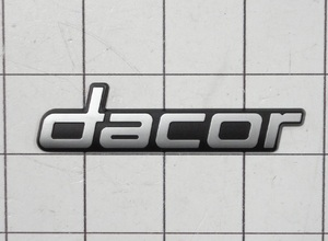 Dacor Logo, Small