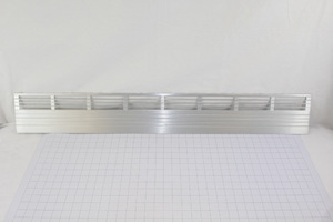 Dacor Raised Vent Grill Bumper Assembly